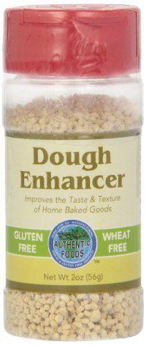 Authentic Foods Dough Enhancer  - 2oz - Bread Improver Explained