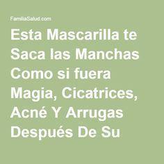 Mascarilla- FamiliaSalud.com