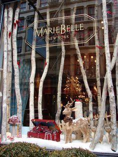 Beautiful Window Displays!: mariebelle
