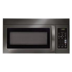 Lg 1.8 Cu Ft Over The Range Microwave