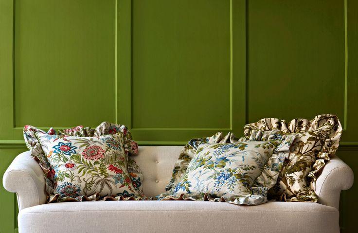 New fabrics from Jean Monro
