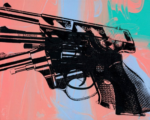 Guns | Andy Warhol