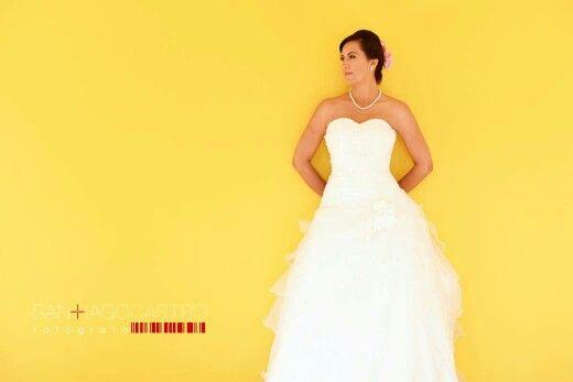 Novia, fotógrafo de bodas