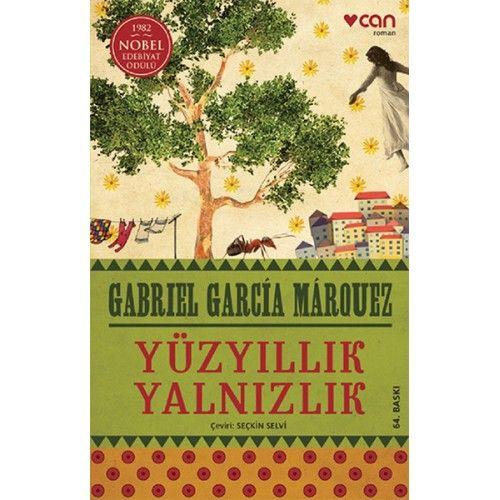 Yüzyıllık Yalnızlık -Gabriel Garcia Marquez-