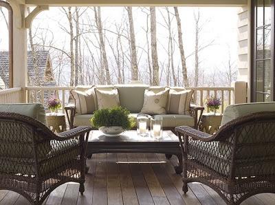 HADLEY DESIGNS: Screened Porches