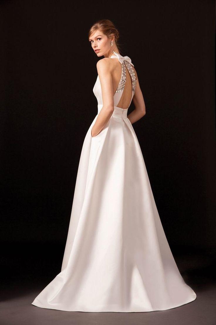 351 besten Wedding Dresses Bilder auf Pinterest | Hochzeitskleider ...