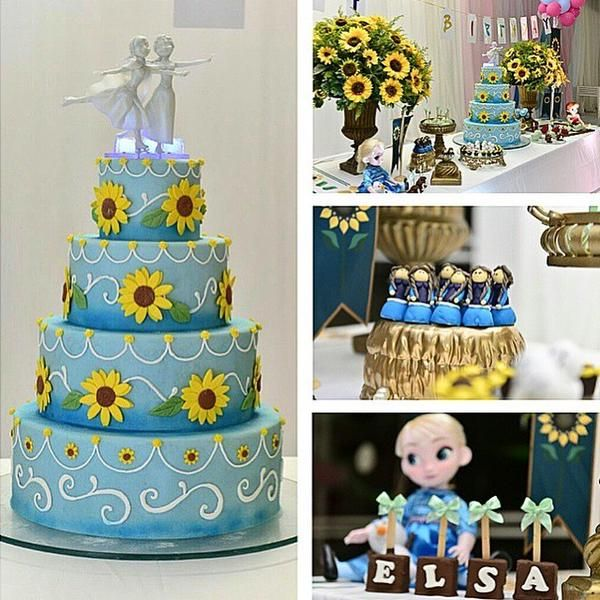 Best 25 Frozen fever party ideas on Pinterest Frozen fever cake