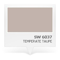 Sw 6037 Temperature Taupe Fundamentally Neutral