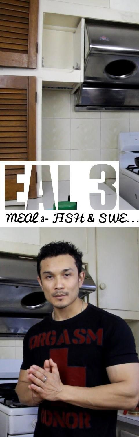 MEAL 3- FISH & SWEET POTATO || ABSOLUTE MUSCLE 12 WEEK PROGRAM BY JEET SELAL [HINDI]... Tags: Absolute muscle, workout program, Muscle building, Meal, Nutrition, Macronutrients, Bulking, Intensity, Calorie, Surplus, Online coach, free, Lunch, Fish, Sweet potato, Brown rice, Brocoli, Protein, Complex carbohydrates, Fats, Fiber, Guru man, Tarun gill, gym, Fitness, Health and fitness, Healthy, Cholestrol free, Tofu, Soy protein, Soy protein