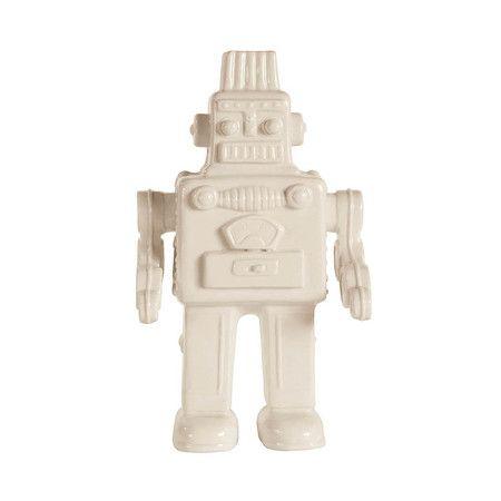 Seletti - 'Memorabilia' Porcelain - My Robot