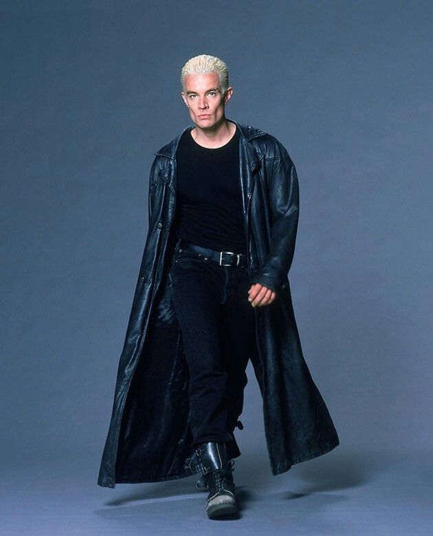 Spike  he was great till he got with Buffy then I wanted to stake him myself