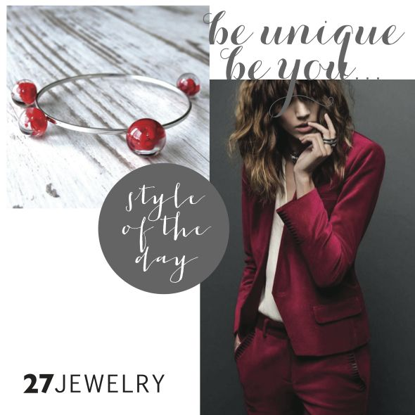 Red style | 27jewelry