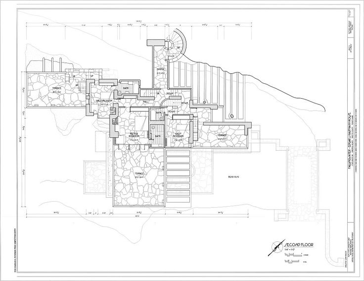 Find This Pin And More On Architecture   Favorite Plans. Fallingwater ...
