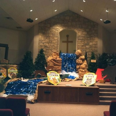 sonrise national park vbs decorations - Google Search