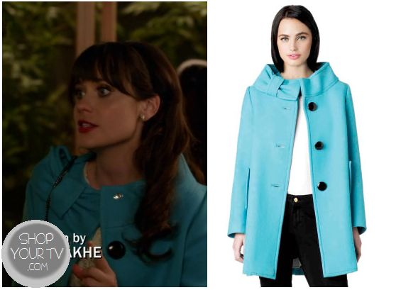 New Girl Fashion, Outfits, Clothing and Wardrobe on FOX's New GirlShopYourTv | Page 8