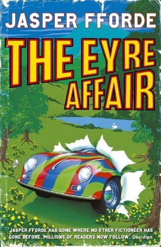 The Eyre Affair (Thursday Next 1), http://www.amazon.de/dp/034073356X/ref=cm_sw_r_pi_awdl_Ssxktb1D884RQ