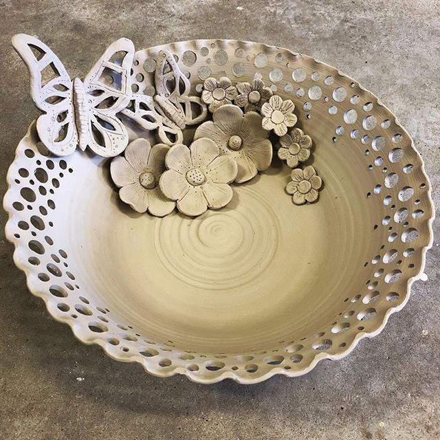 """. """"And suddenly you know: It's time to start something new and trust the magic of beginnings."""" -Meister Eckhart #pottery #porcelain #wheeltheown #handmade #madebyhand #atx #atxart #atxartists"""