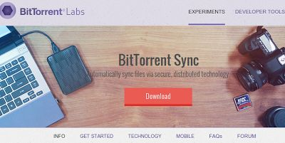 Around the Corner-MGuhlin.org: Get Rid of the Middle-Man: Exploring BitTorrent Sync #cloudstorage