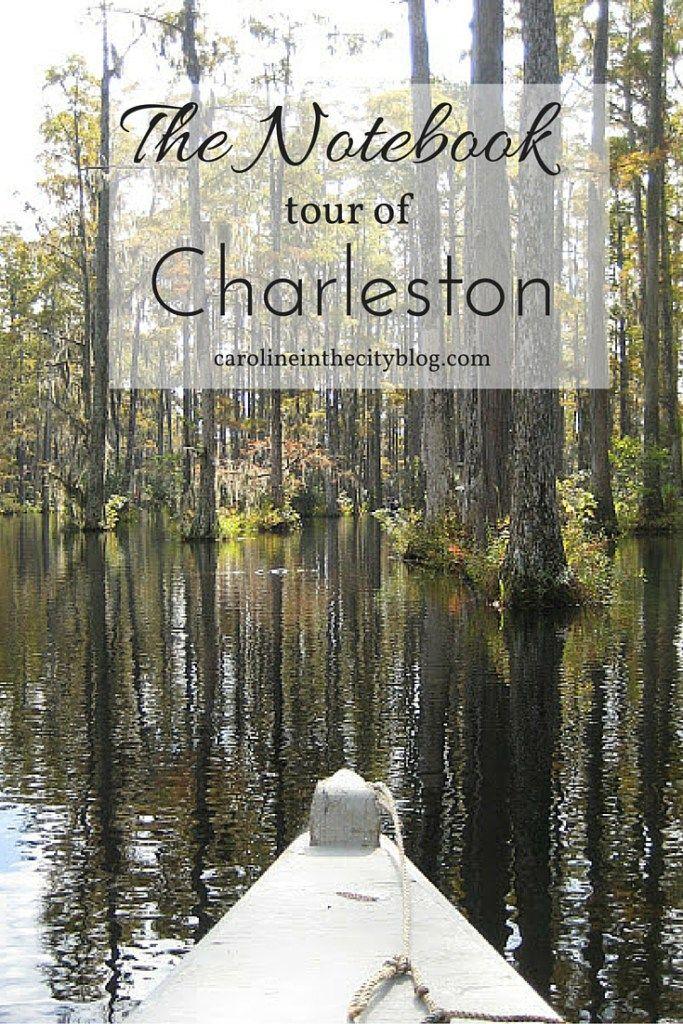 The Notebook Charleston Tour - Caroline in the City Travel Blog