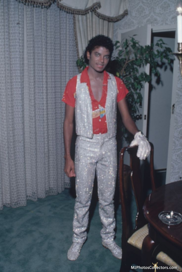 Michael Jackson Rare Thriller Era | Michael Jackson Photos Collectors