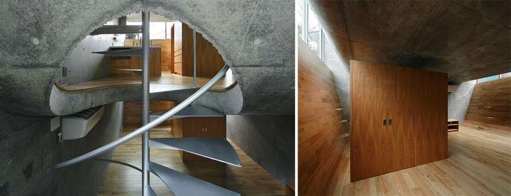 Японская архитектура, проект бюро Takeshi Hosaka_