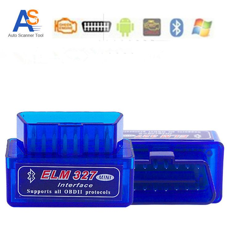 Stable Super Mini ELM327 Bluetooth odb2 Scanner Tool Smart Car Diagnostic interface ELM327 V2.1  Support Android/pc system www.peoplebazar.net    #peoplebazar