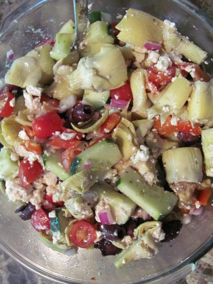 "\""Anti-Pasta\"" Salad | fastPaleo"