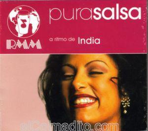 music De Puerto Rico   La India, Pura Salsa, Musica de Puerto Rico, Puerto Rico Music