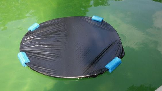 Lily Pad Solar Pool Warmers Solar Swimming Pools And Yards