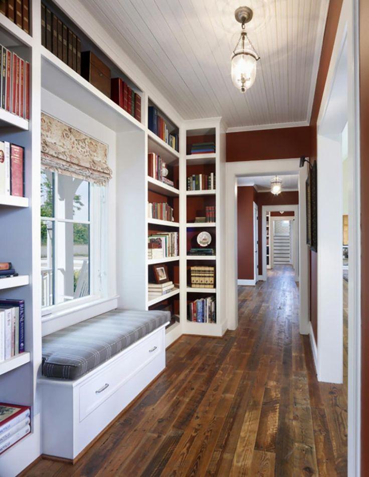 Aménagement chambre / couloir très intéressant