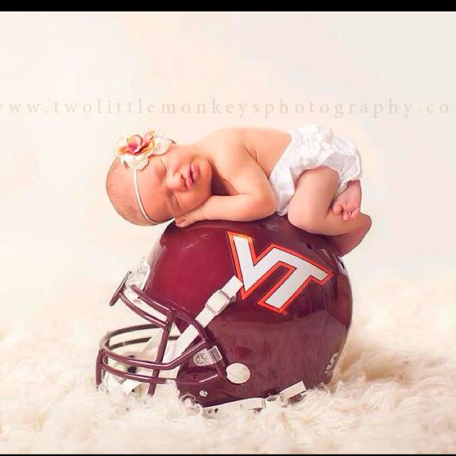Hokie baby. want want want.Hokie Baby, Future Baby, Photography Baby, Baby Photos, Beautiful Baby