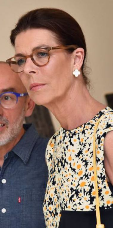 The opening of the retrospective organized at the Villa Paloma (New National Museum of Monaco) devoted to the sculptor Fausto Melotti and Italian painter / 7. Juli 2015