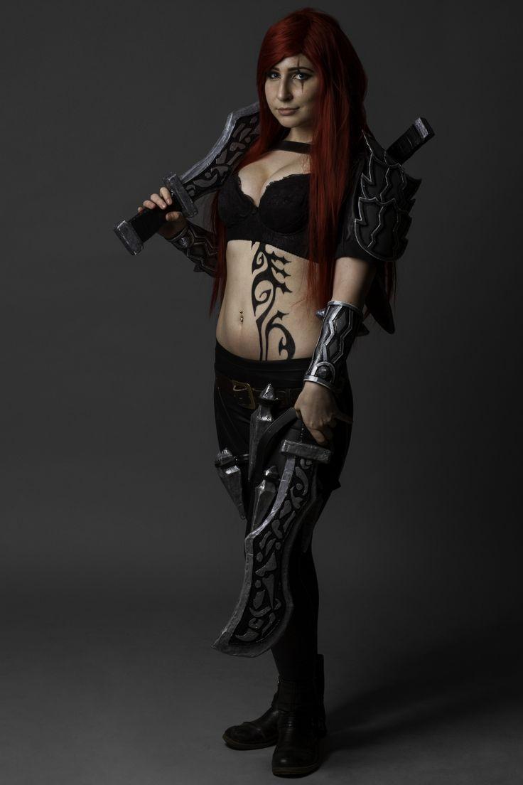 League of Legends Katarina cosplay by Jadey