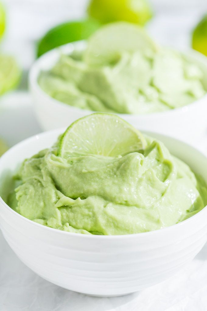 Coconut Lime Ice Cream | Get Inspired Everyday!