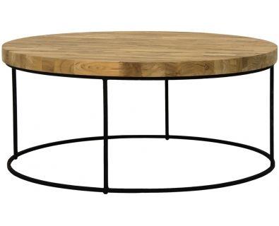 Mila Round Coffee Table