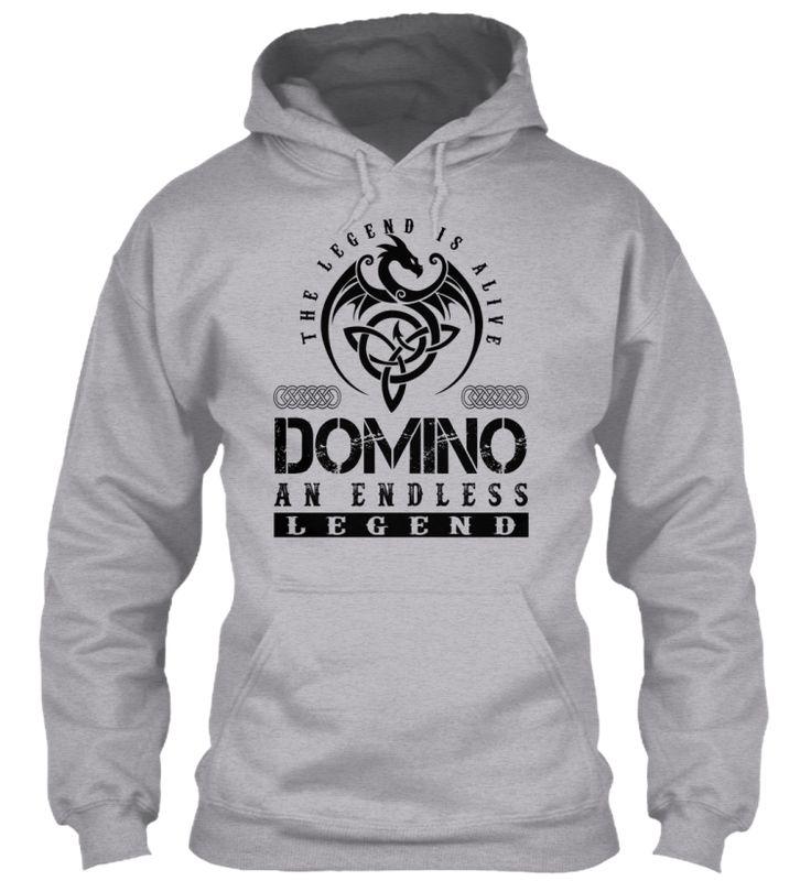 DOMINO - Legends Alive #Domino