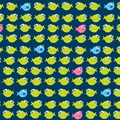 Personaliza tu dispositivo móvil con la obra Miles de peces de Clara López en  www.moby-ink.com #MobyInk #PersonalizaTuMovil #ClaraLópez #MilesDePeces