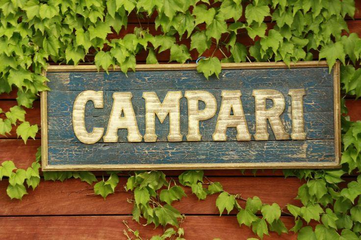 Cuadro Campari feelgoodretrovintage@gmail.com