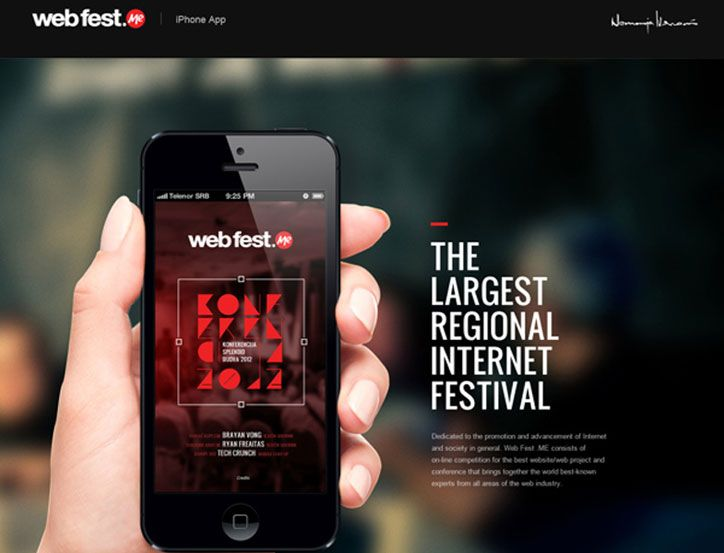 mobil uygulama tasarımı webfest