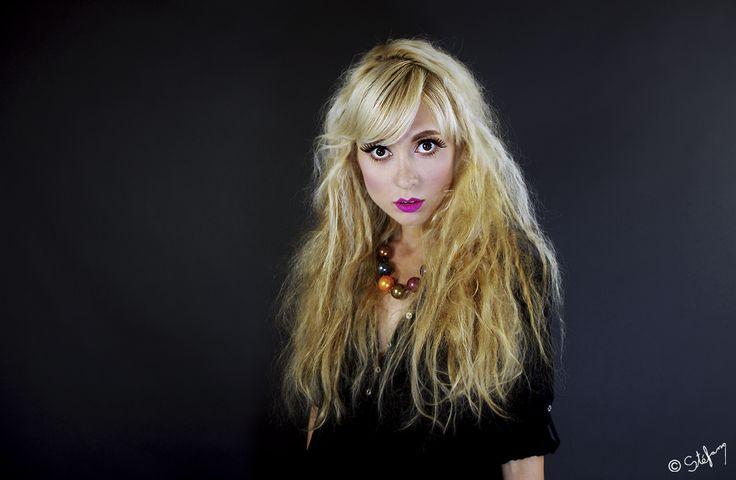 Model : Liubou; MUA : Ella Moran; Hairstylist : Marie-Céline Monier. #photography #StefanoShootings