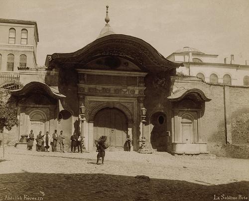 Bab-ı Ali (Sublime Porte), Istanbul