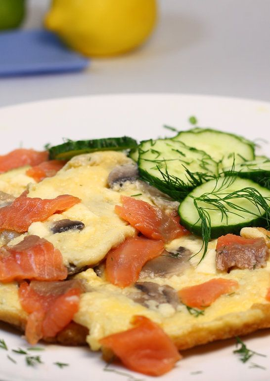 Prepară și tu un mic dejun delicios după rețeta secretă de omletă a dr. Laura Ene. #micdejun #omleta #dieta