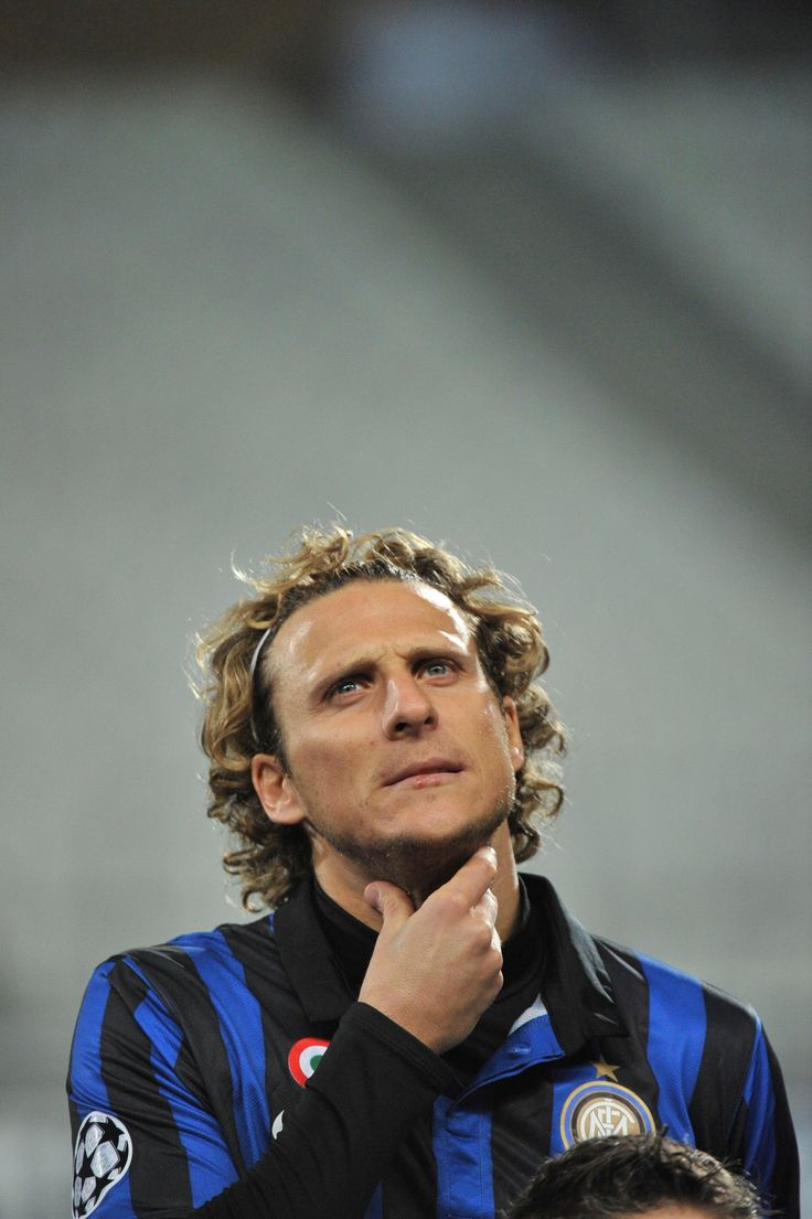 Diego Forlan!