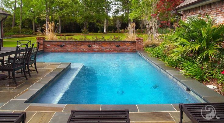 Ewing Aquatech Pools & Spas: Pool Showcase