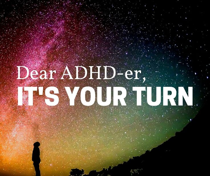 Image result for secrets of ADHD is now