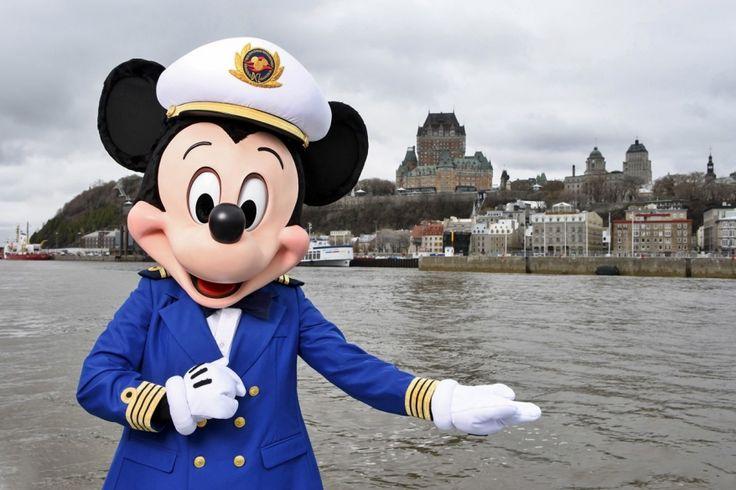 Disney Cruise Line: Caraibi, Bermuda e Quebec City nei nuovi itinerari dell'autunno 2018