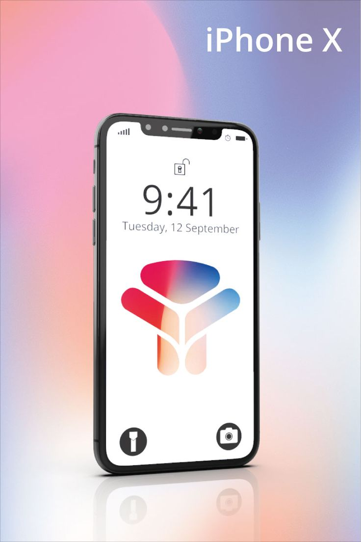iPhone X 360 Render