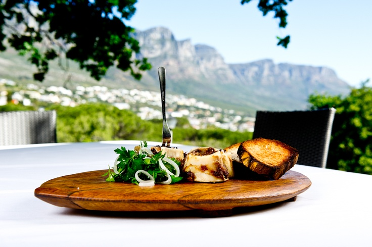 The Round House, Camps Bay - great food and the best view in town!
