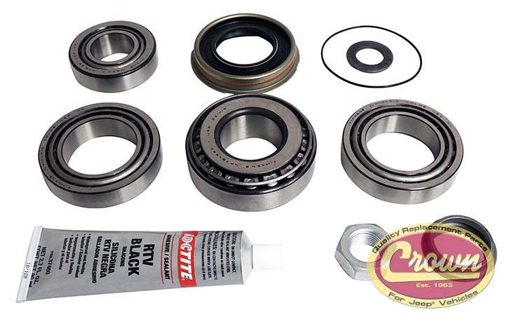 Differential Master Overhaul Kit Replaces Part D44wkmaskit