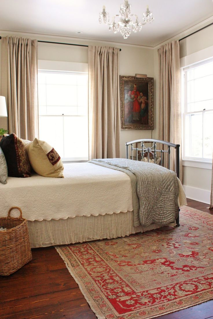 9 Best Images About Bedroom With Oriental Rug On Pinterest Bedrooms Master Bedrooms And Cozy